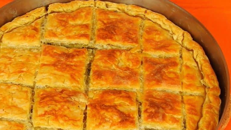 Spinach, Wild Greens & Feta Greek Pie (a.k.a. Spanakopita)