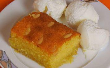 Revani-Orange-Flavoured-without-yogurt