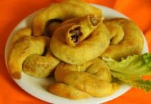 Cypriot-olive-pies-with-bacon