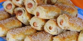 sausage-rolls-with-homemade-puff-pastry