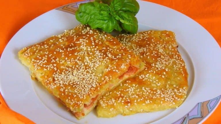 Homemade Juicy Puff…Pizza