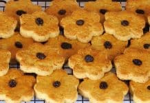Crunchy-Fasting-Almond-Cookies