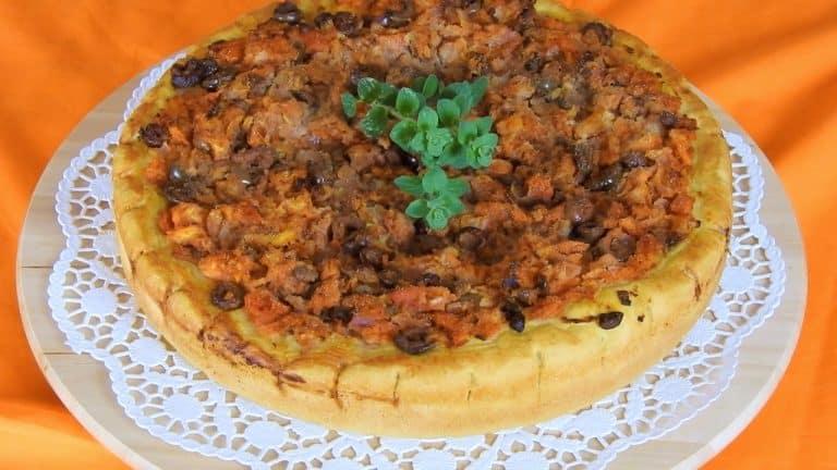 Ladenia – Traditional Greek Fasting Pizza