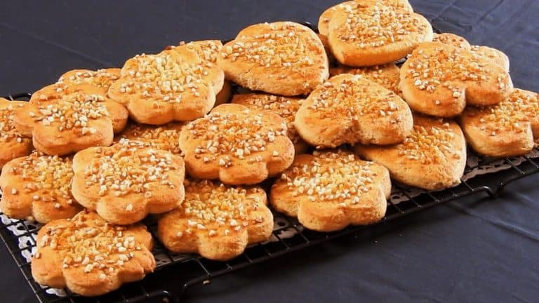 Honey & Cinnamon Cookies – Fasting Recipe