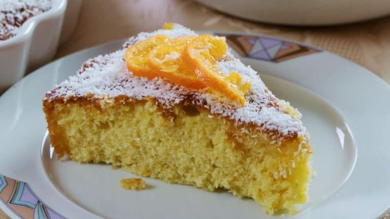 Moist & Buttery Tangerine Pie